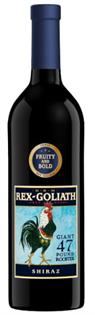 Rex Goliath Shiraz 750ml - Case of 12